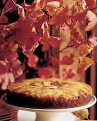 fall cake recipes martha stewart