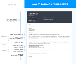 format for cover letter cover letter format how to format a cover letter for any tips