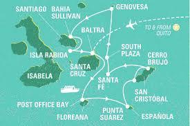 Galapagos Map Top 10 Galapagos Islands Tours U0026 Trips 2017 18 Geckos Adventures