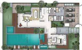 villa plan pool house floor plans pool villa plans house design mycreca