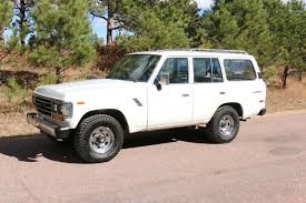 lexus lx450 for sale for sale 1988 toyota land cruiser fj62 clean and original