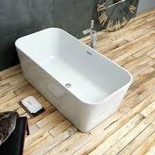 pool i line double end freestanding bath 1500 or 1600mm
