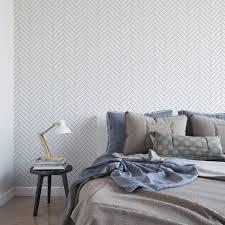 Herringbone Line Wallpaper Beige Peel by Thin Line Herringbone Removable Wallpaper Cute Self Adhesive