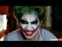 Heath Ledger Halloween Costume Halloween Joker Dark Knight Heath Ledger Makeup Tutorial