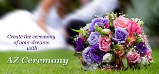 Apache Junction Flowers - wedding officiant mesa tempe gilbert chandler apache junction gold