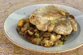 pork chop and stuffing casserole recipe