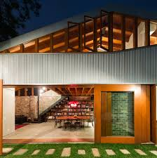 an old cowshed becomes a charming house sydney house and