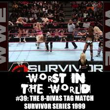Halloween Havoc 1999 Hulk Hogan by The Wrestling Section Worst In The World The 8 Divas Tag Match