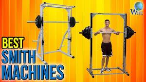 6 best smith machines 2017 youtube