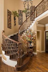 home interior stairs beautiful tuscan staircase wesley wayne interiors ᘡղbᘠ