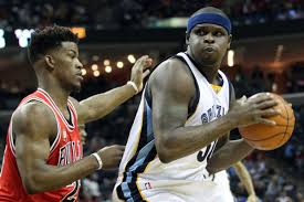 should zach randolph start or come off the bench grizzly bear blues