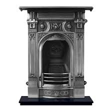 Victorian Cast Iron Bedroom Fireplace Victorian Carron Victorian Small Combination Cast Iron Fireplace