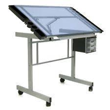 Drafting Table Desk Drafting Table Desk Tilt Top Home Office Library Industrial