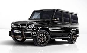 mercedes g classe mercedes amg g65 edition says goodbye for now car