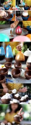 edible chocolate cups to buy diy edible chocolate bowls chocolate chocolate bowls