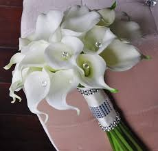 calla bouquet floramatique touch small calla lilies bouquet