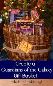 build a gift basket build a guardians of the galaxy gift basket