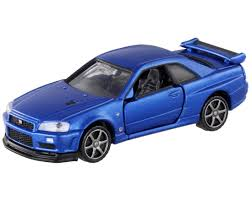 nissan gtr with your coin money takara tomy tomica premium 11 nissan skyline gt r v spec ii nur 1