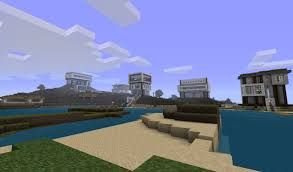 Modern Designs by Modern House Designs Minecraft Project