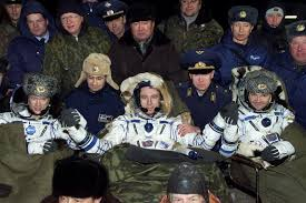 spaceflight mission report soyuz tm 34
