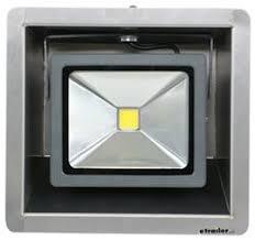 enclosed trailer led lights utility lights recessed mount trailer lights etrailer com