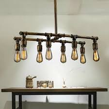 Chandelier Creative Discount Led Industrial Pipes Retro Chandelier Creative Loft