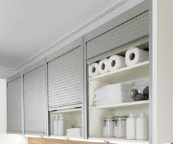 Fittings - Kitchen cabinet roller doors
