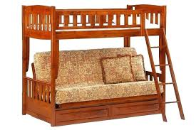Bunk Bed With Futon Bottom Futon Bunk Bed With Size Bottom Bunk Beds Futon