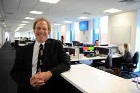 newport welcomes admiral as staff move into new offices south