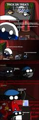 Monster House Halloween by The Monster Behind The Mask Polandball
