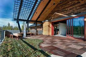 Zero Energy Home Design by Bryan Bowen Architects U0026rsquo Net Zero Energy House In Frazer