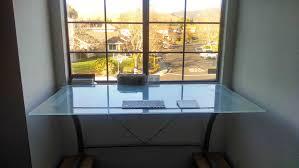 Diy Height Adjustable Desk by Hack A Height Adjustable Desk At Home Depot For 19 In 94 Seconds
