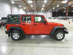 certified jeep wrangler certified pre owned 2017 jeep wrangler unlimited sport 4d sport
