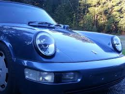 singer porsche blue see the light singer style world 964 owners