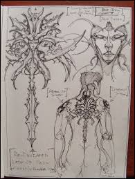 art her serenity tattoo design from concept to execution