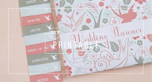 downloadable wedding planner wedding friends simply organized wedding planner diy