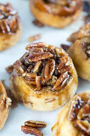 easy quick sticky buns recipes food tech recipes