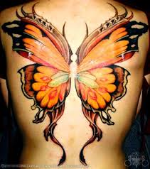Butterflies Tattoos On - 166 best butterfly images on butterfly