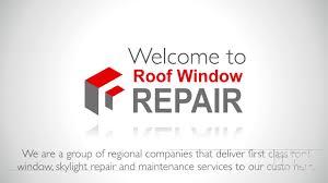 roof window repair youtube