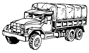 army truck coloring pages murderthestout