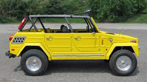 volkswagen thing 1973 volkswagen thing connors motorcar company