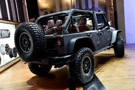rubicon jeep 2016 jeep u0027s new wrangler unlimited rubicon stealth study and x special