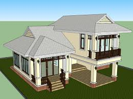cheap 2 story houses 1 5 storey low cost house design nkd