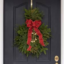 swag classic evergreen swag decoration