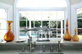 kitchen bay window ideas kitchen bay window ideas kitchen bay window drapes keywordking co