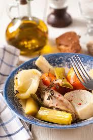 recette saine et facile un plat tout simple et très bon à savourer à la cuillère de bois