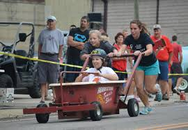 Bathtub Race Track 2017 Tomato Show Preview The Fredericktown Citizen