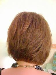 short hairstyle back view images back view of short layered haircuts hairstyles ideas