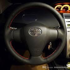 toyota corolla steering wheel cover xuji steering wheel cover for toyota yaris toyota vios toyota rav4