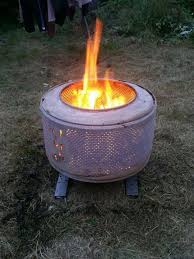 Washing Machine Firepit Pits Archives Pit Ideas